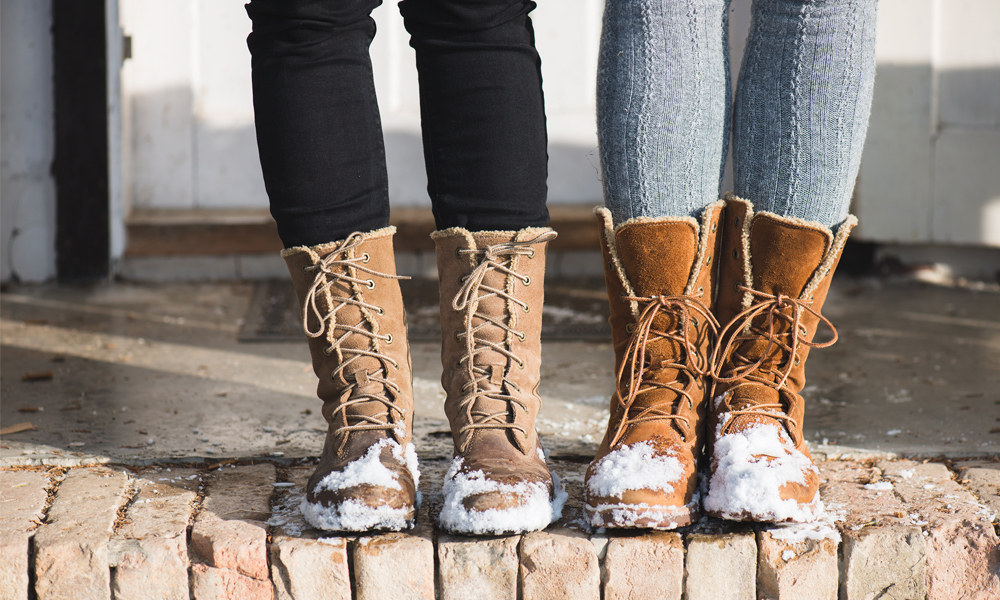 How to Pick The Perfect Pair of Women's Winter Shoes
