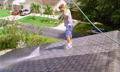 roof cleaning service Melbourne