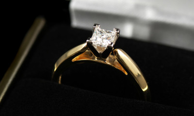 engagement ring in Melbourne