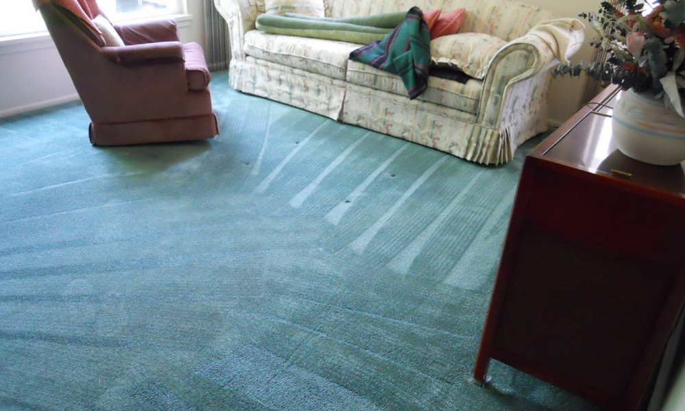 Release yourself from the Headache of Flood Carpet Cleaning