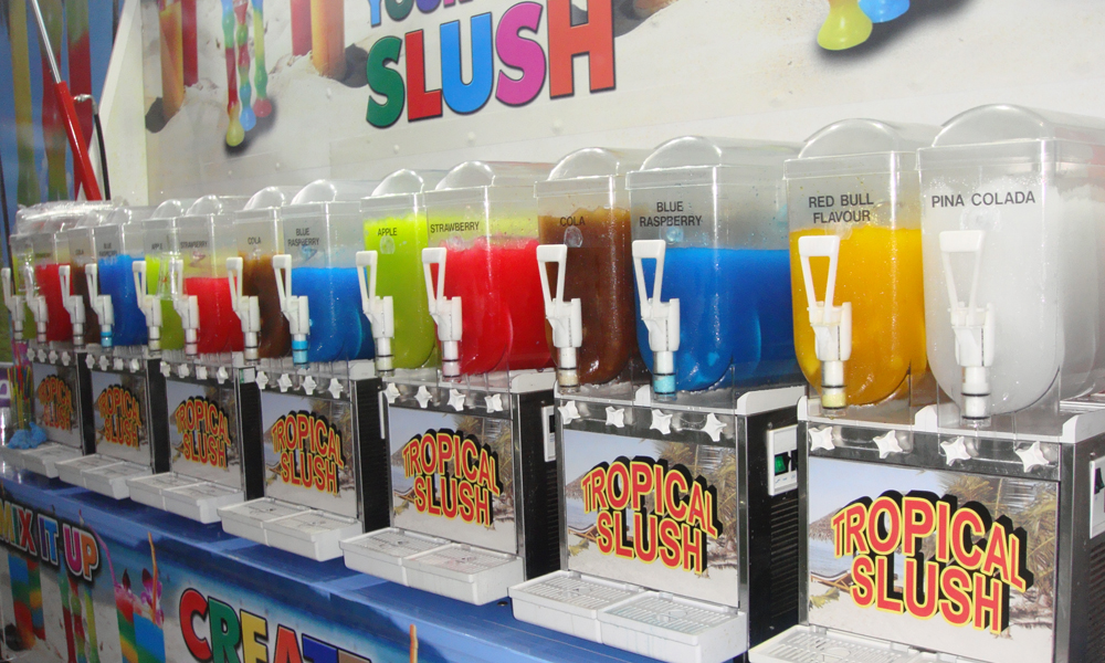 Buy Slushy Machine for your Home and Business and Enjoy Delicious Beverages