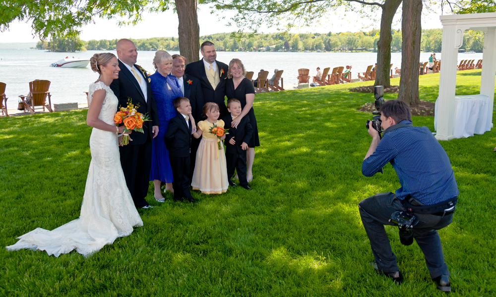 Relive You Are 'The Day' With The Brilliant Wedding Photographers