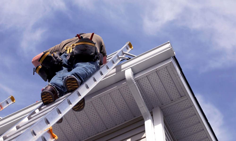 How To Select The Right Guttering for your Home?