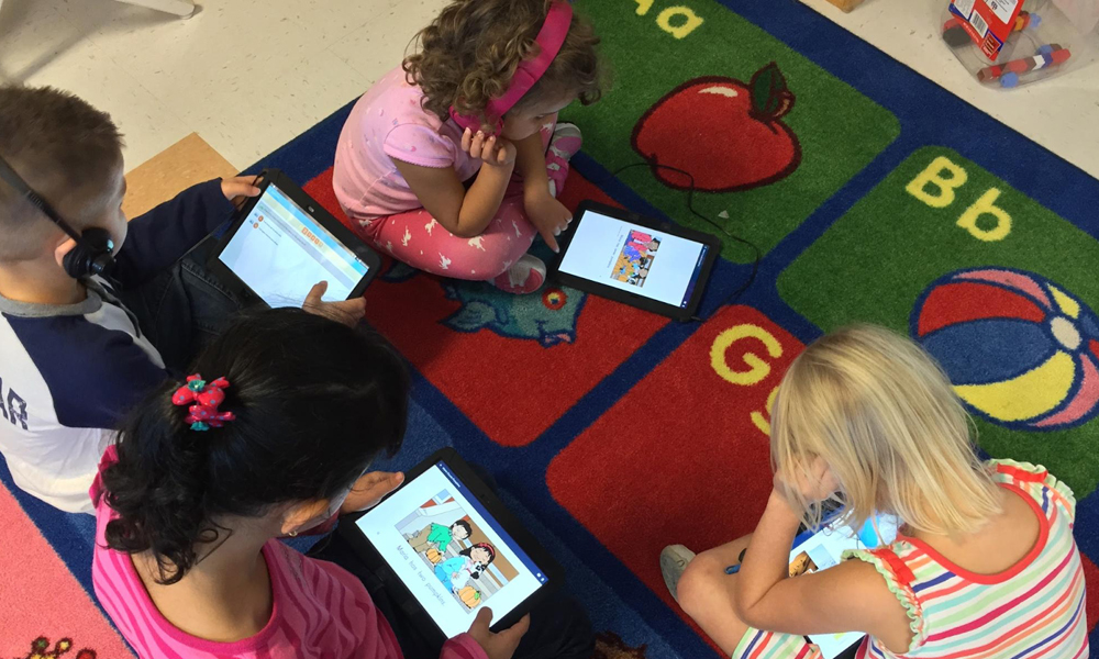 Are Your Children Are Advantaging From Educational Technology?
