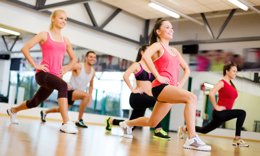 Go Gym: Beat this Winter Season with Sweat