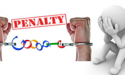Penalize Website by Google
