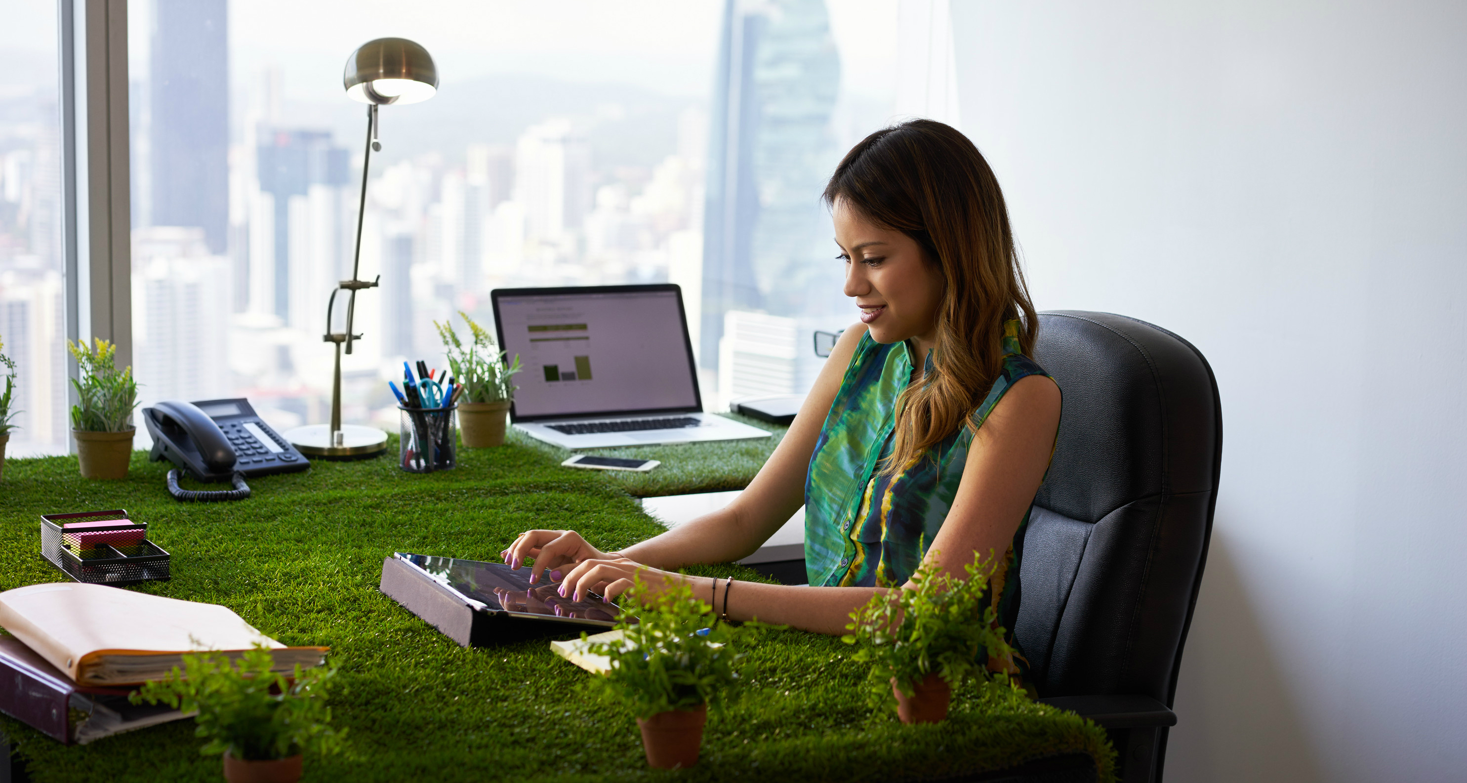 Office Plants – Use Them For A Healthier And Happier Tomorrow