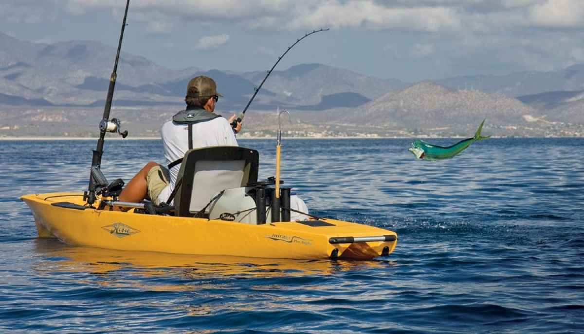 Fishing Kayaks & Available Types