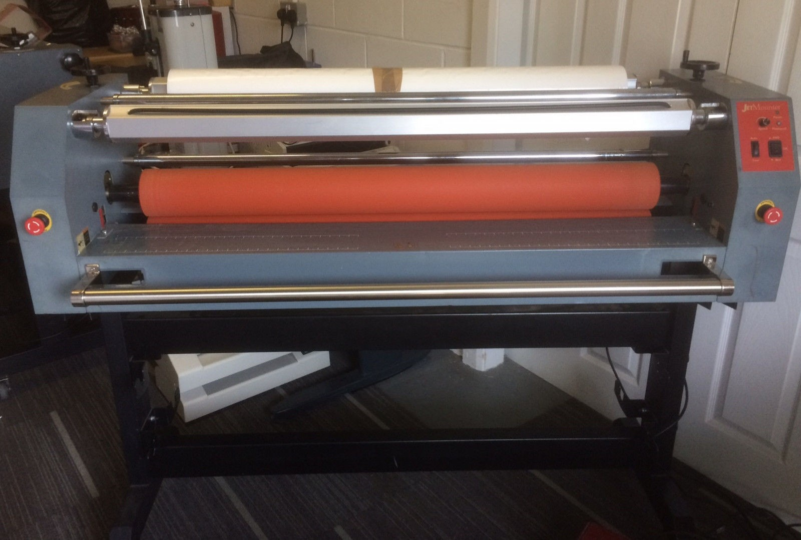 Details About Hot Roll Laminating Machine