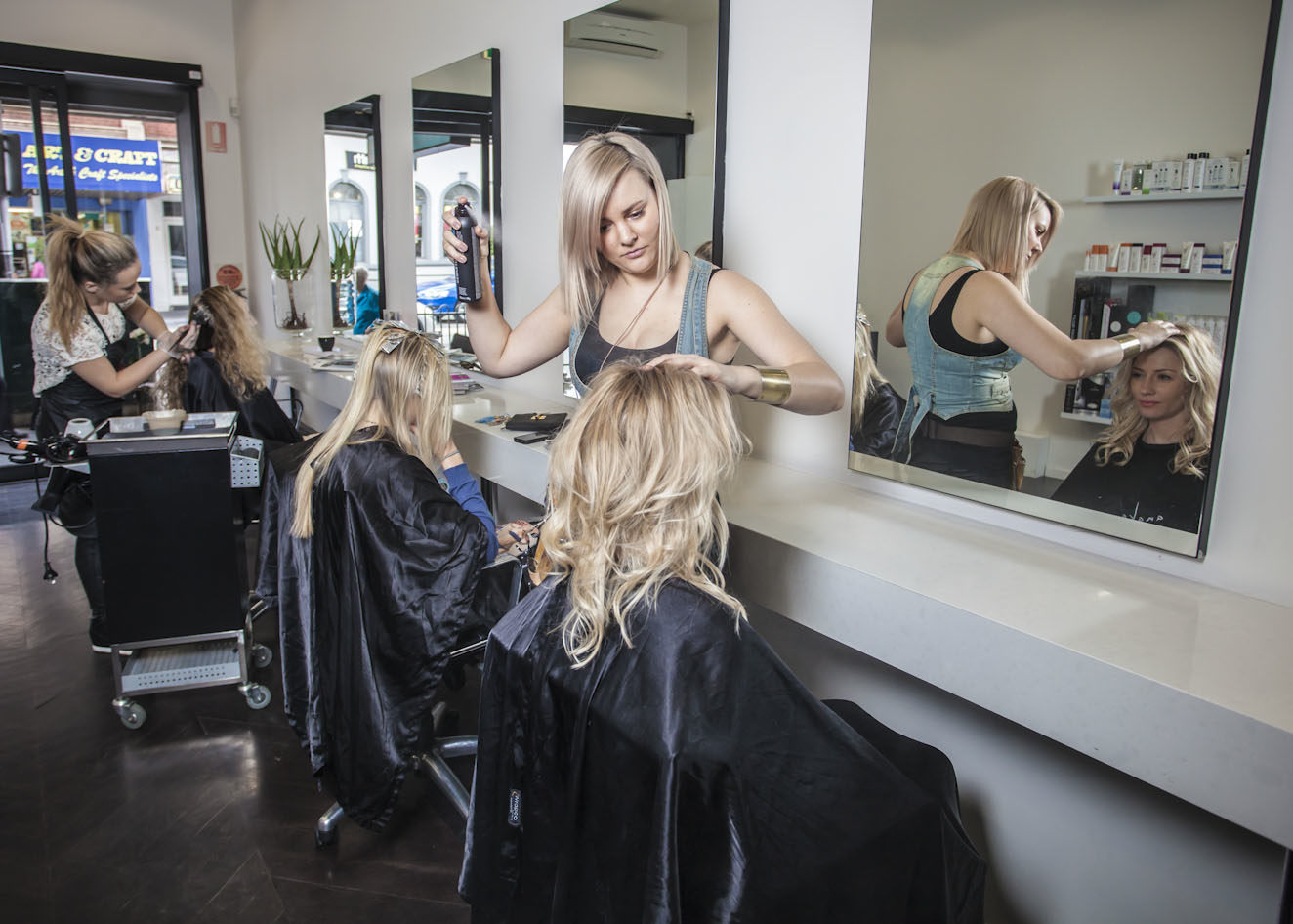 Choosing Hairdresser Your Local Area