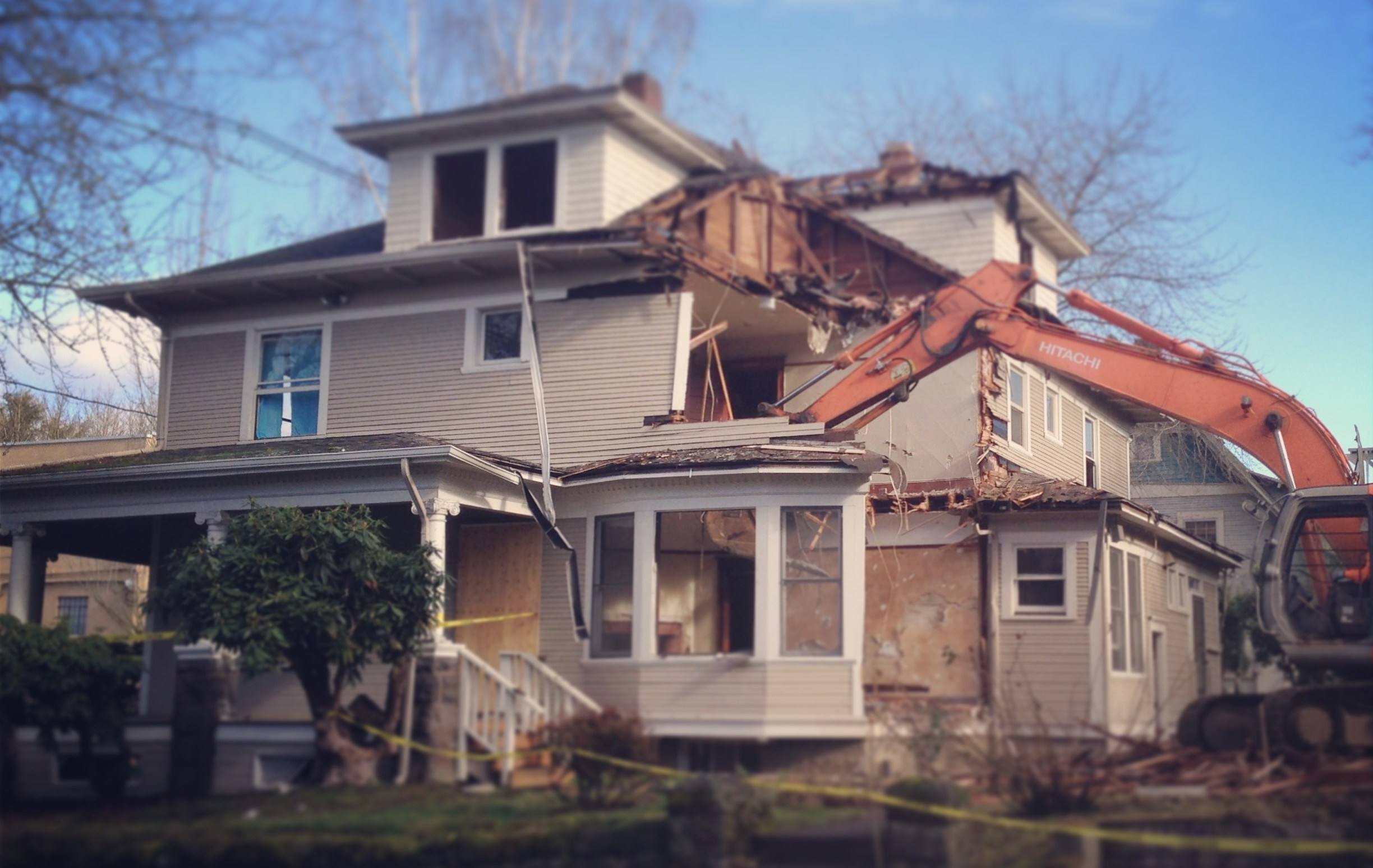 Step By Step Process For Residential Demolition