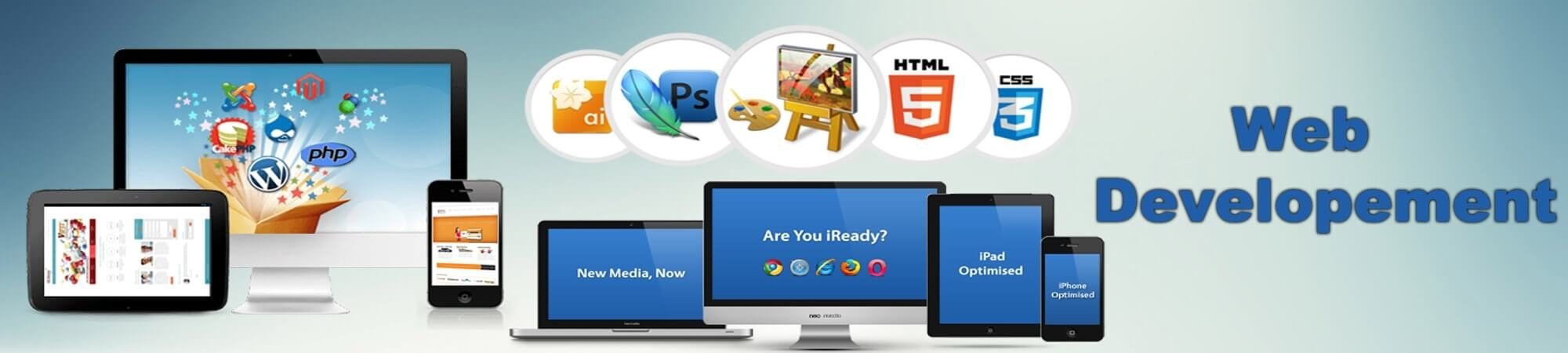 Make Wonderful Web Appearance With Our Services