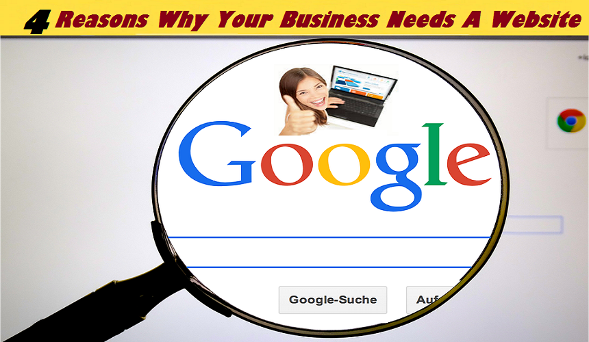 4 Reasons Why Your Business Needs A WordPress Website