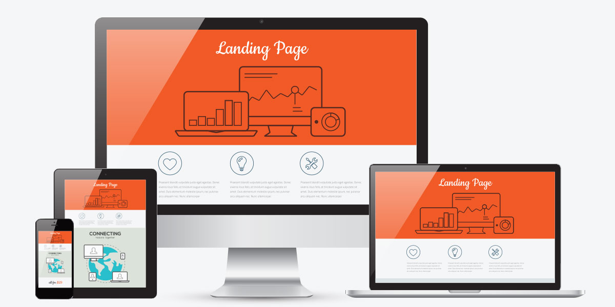 Tips To Create a Perfect Landing Page Design