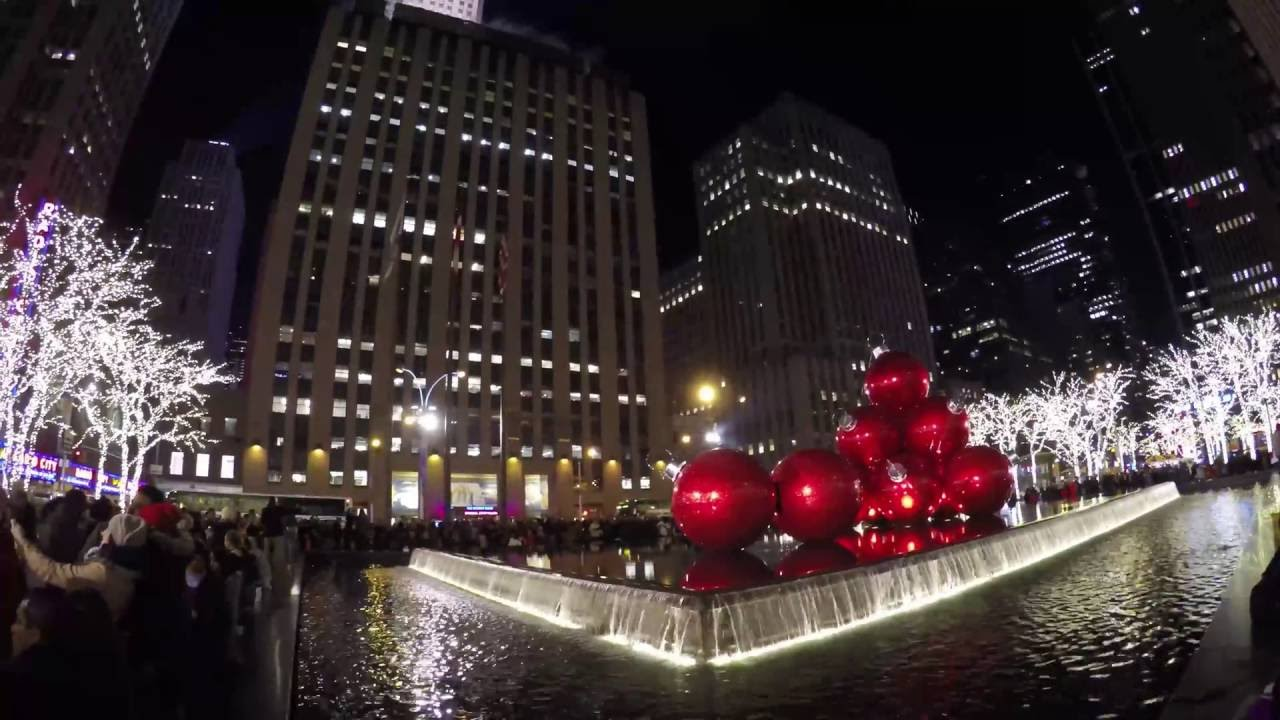 4 Great Cities to Celebrate Christmas