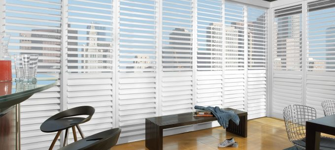 Updating With Plantation Shutters