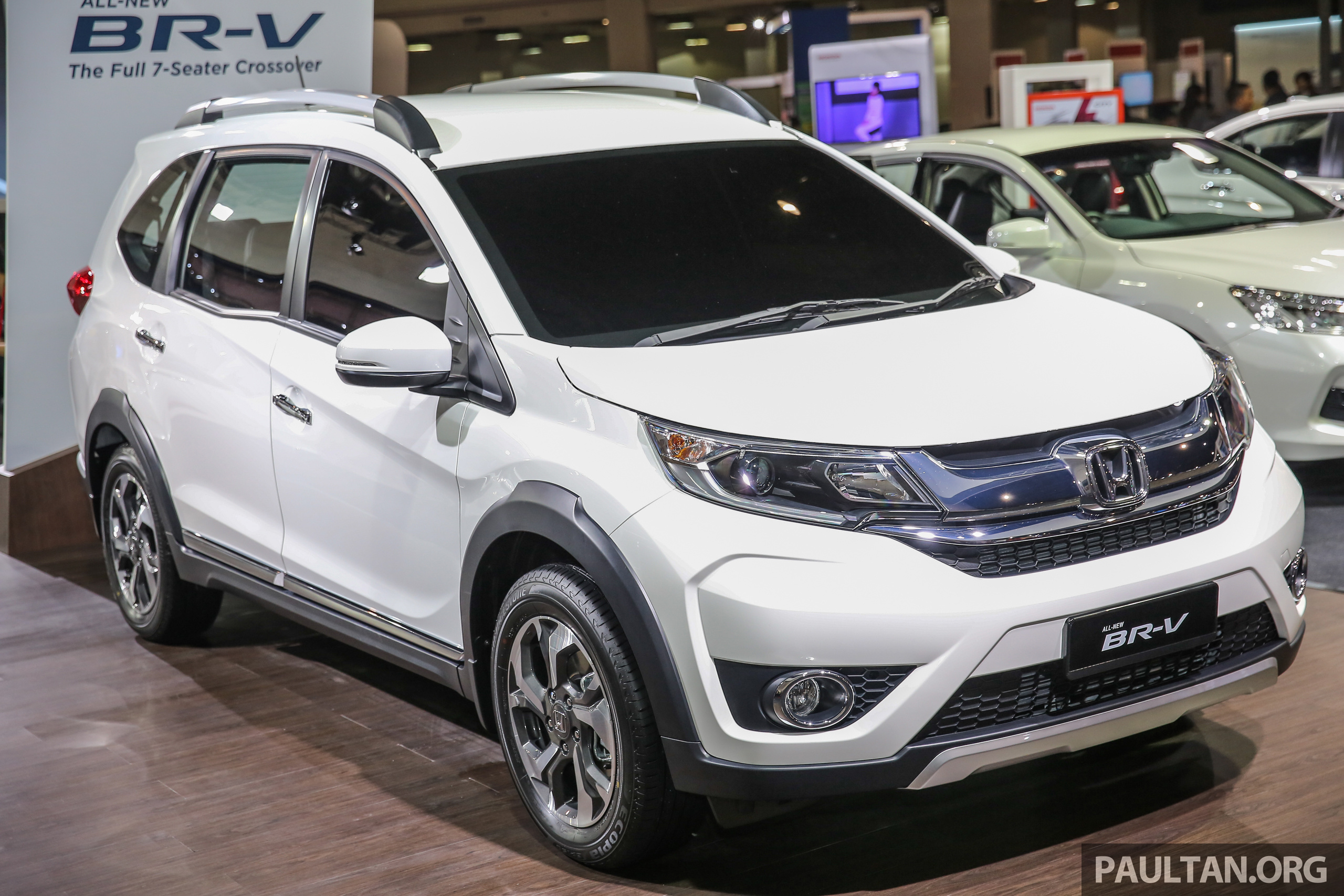 New Honda BRV 2018 Price  -Features and Release Date