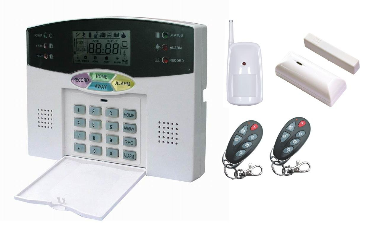 Home Security & Alarm System