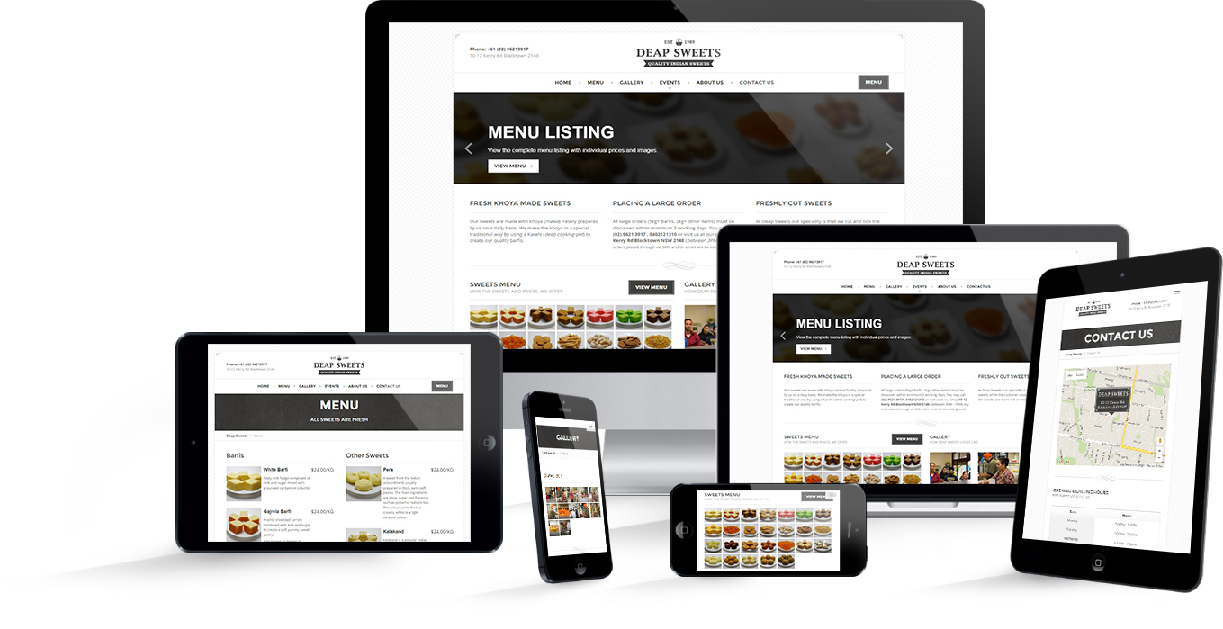Website Design in Blacktown