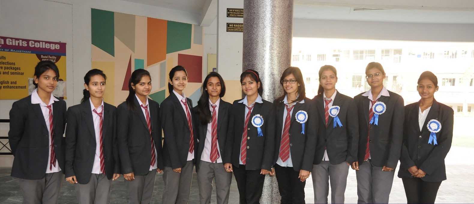 Girls College in Jaipur