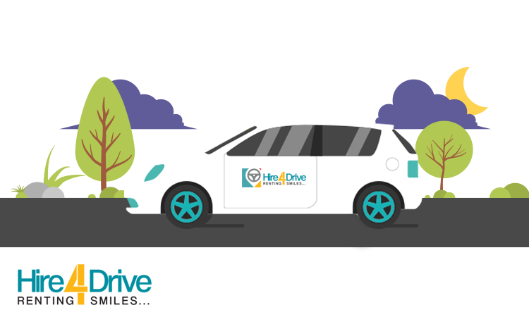 Drive Outstations with Private Drivers at Your Request!!!