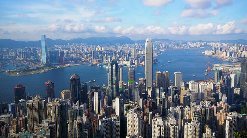 Serviced Office Space for Rent with Servcorp Hong Kong