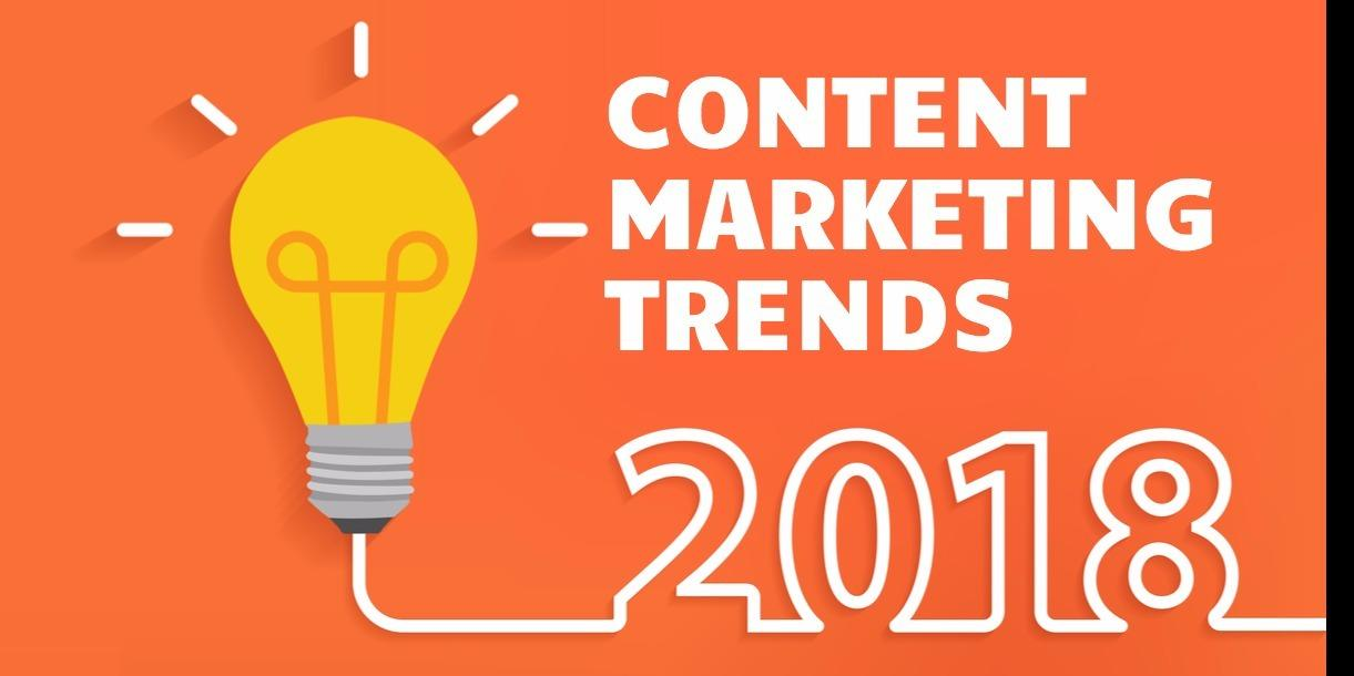 Content Marketing: 5 Must-Follow Trends for Brands Building