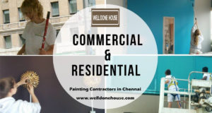 Painting Contractors in Chennai - Well Done House