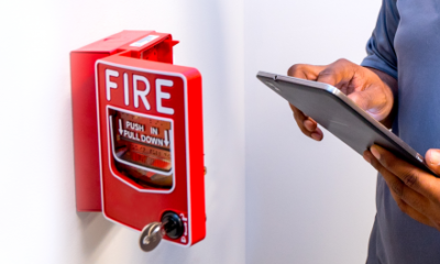 fire alarm testing in Liverpool