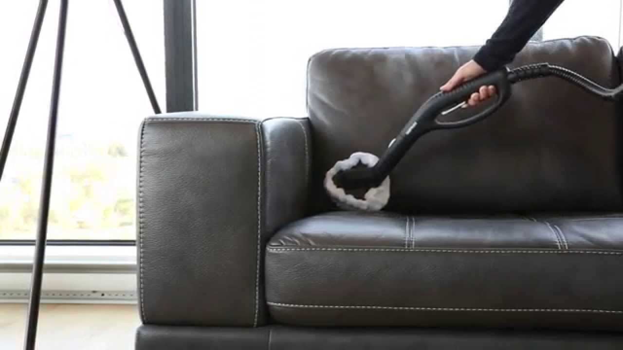 Clean Furniture Efficiently Using Steam