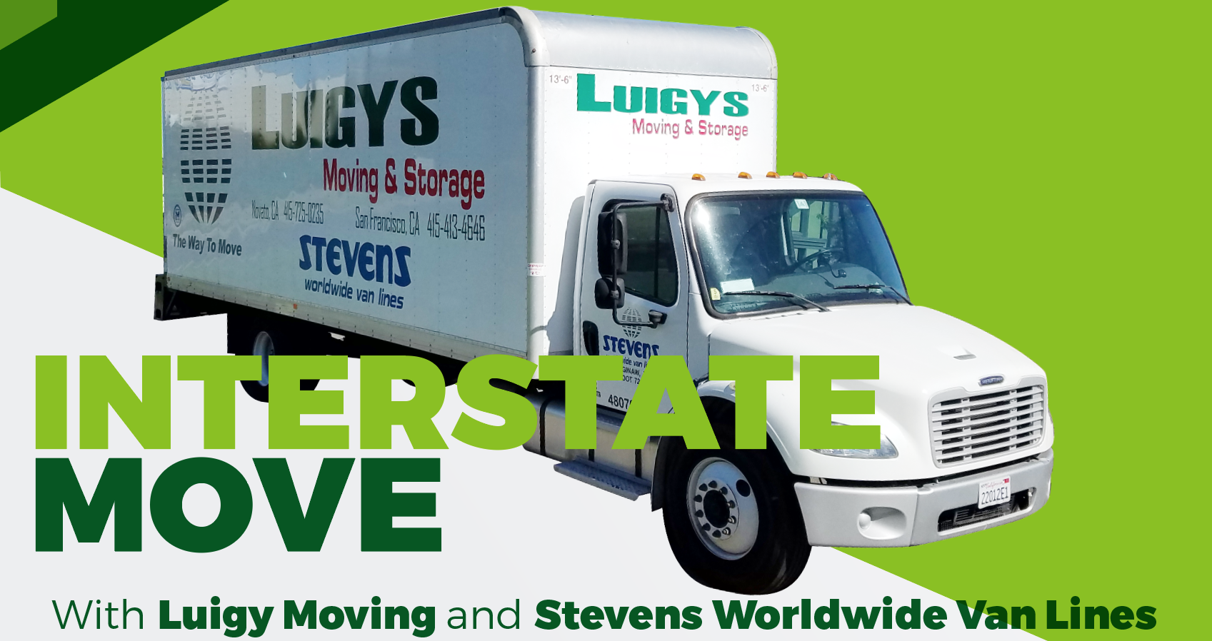 Trusted Interstate Movers