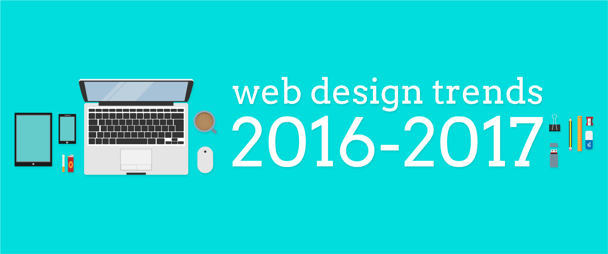 Top Web Design Trends in 2018 you always wanted to know about