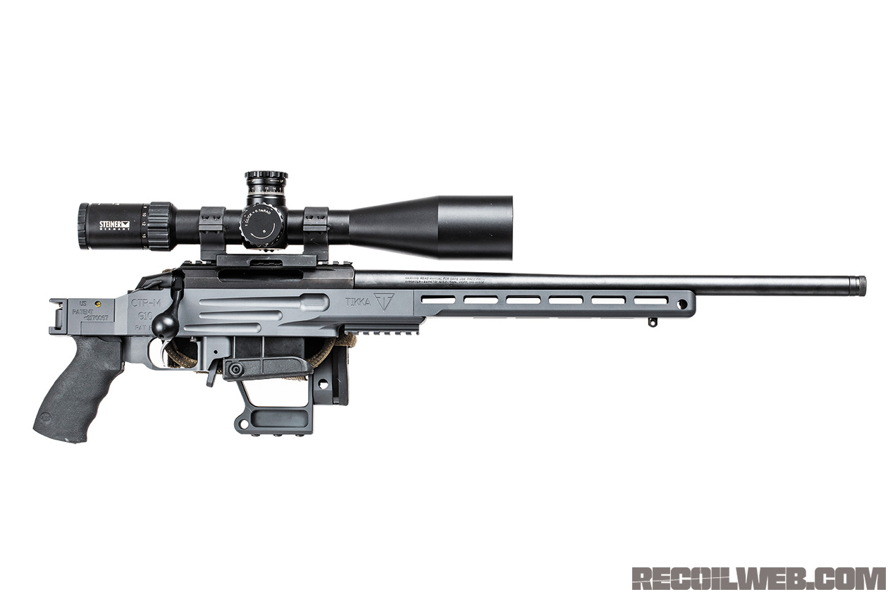 Choosing the Best Chassis for Your Tikka Rifle