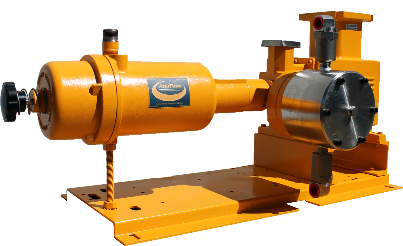 What Are Chemical Metering Pumps? Where can I Buy one?
