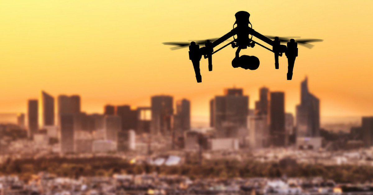 Real Estate Marketing Using Drones Will Grow in 2018