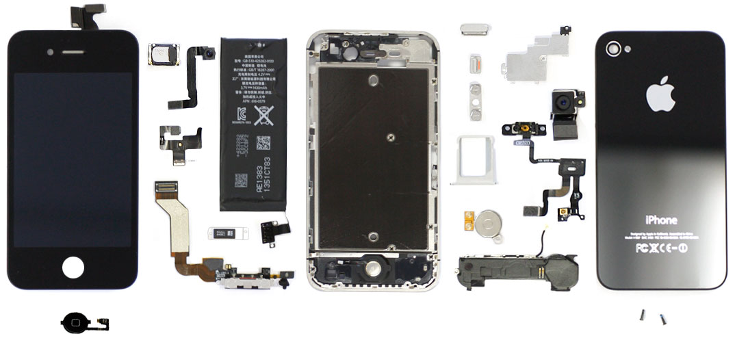 The Best Replacement Parts for Your iPhone 4s