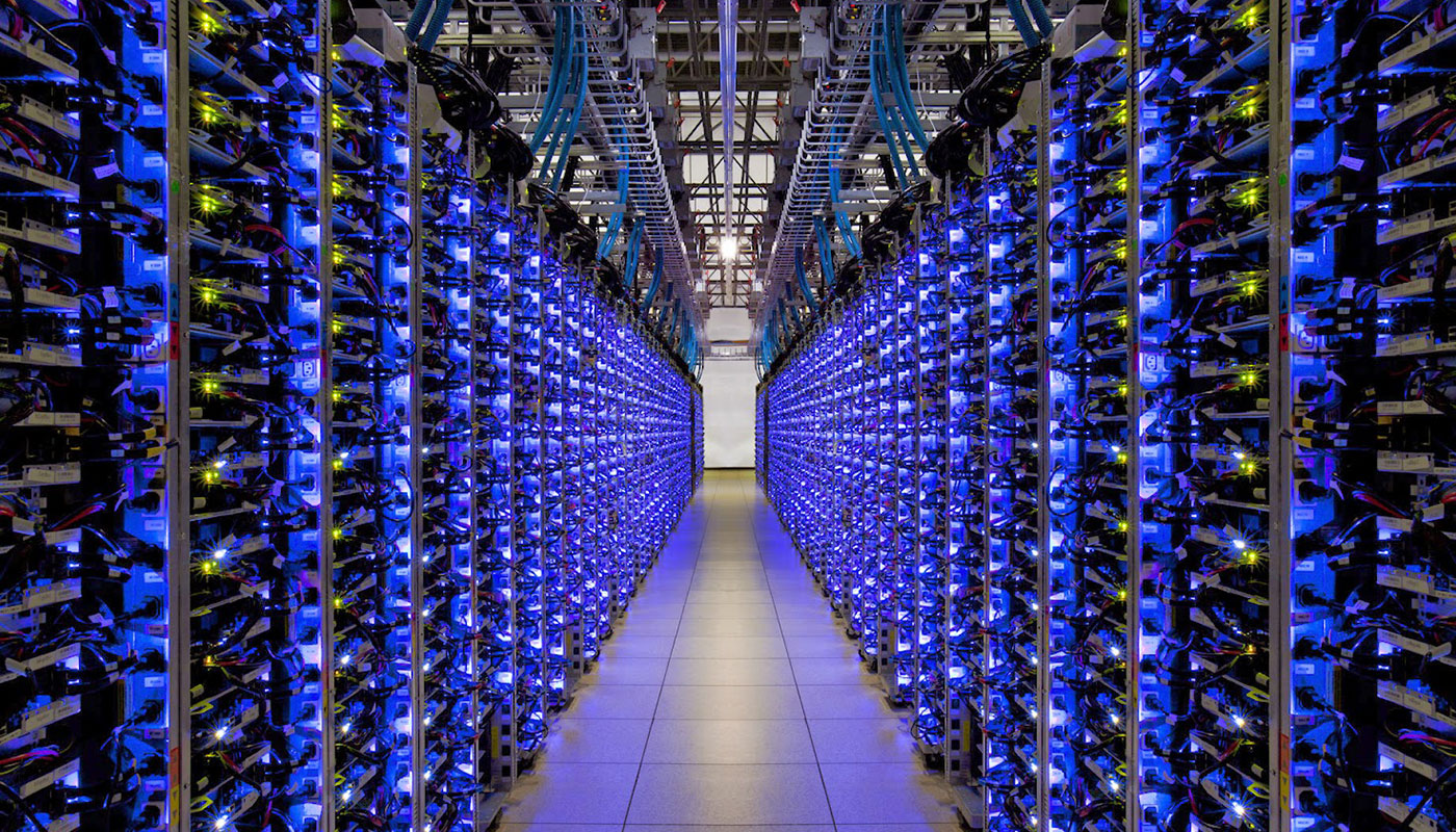 How a Data Center Works?