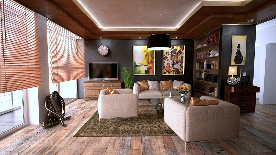 Easy And Flawless Decor Tips To Keep Your Compact Living Room Chic And Elegant