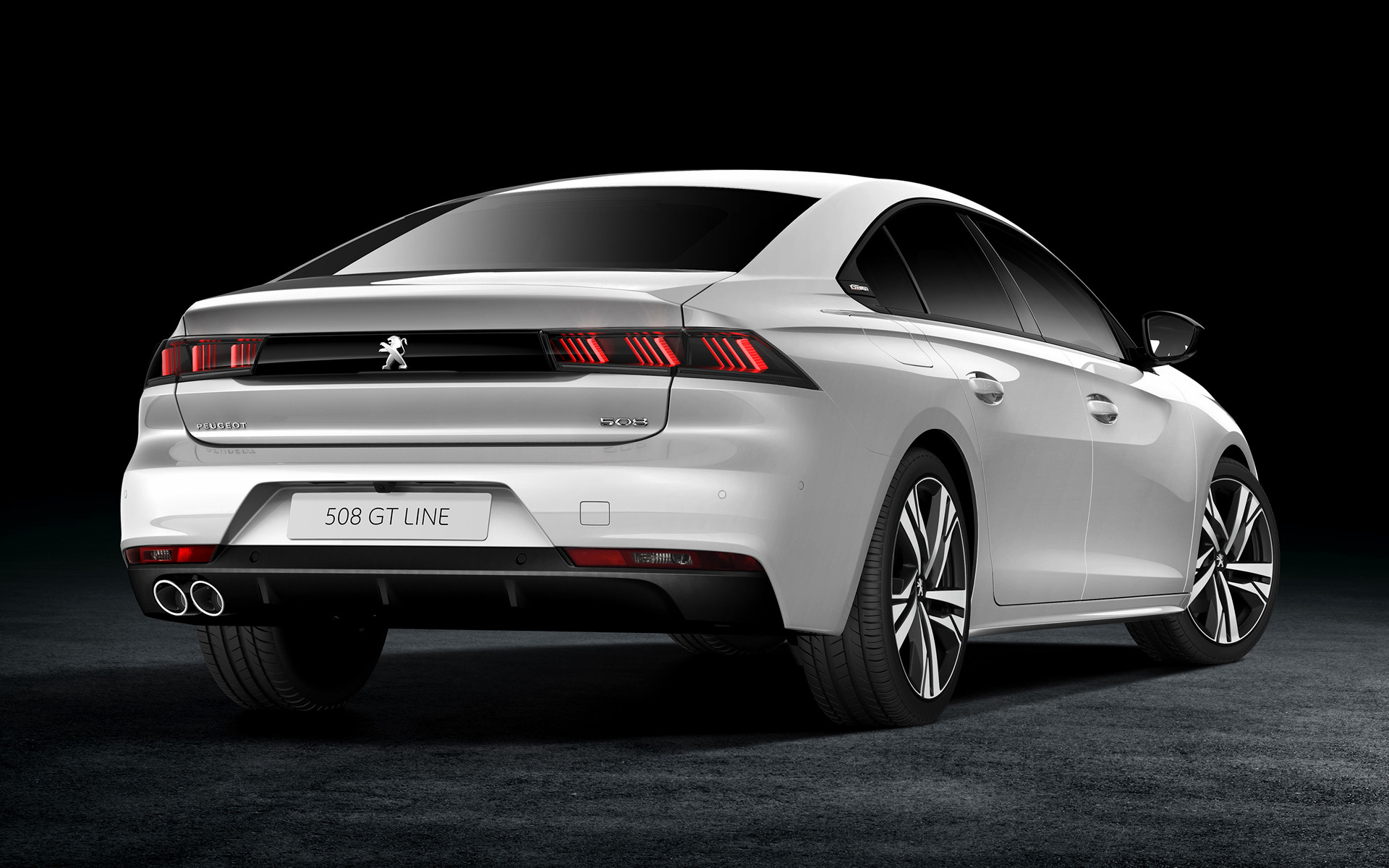 WE BET YOU DIDN'T KNOW THESE FACTS ABOUT PEUGEOT 508 GT LINE