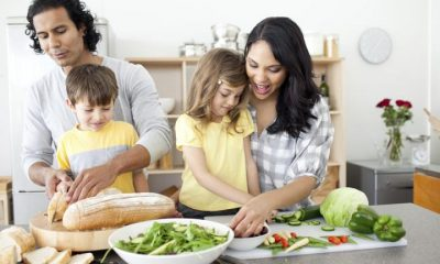 Family Lunches Can be Make Easily in Kitchen