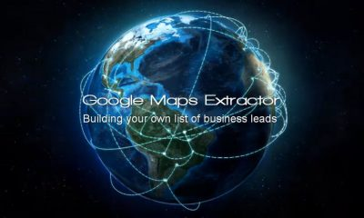 Google Maps Extractor