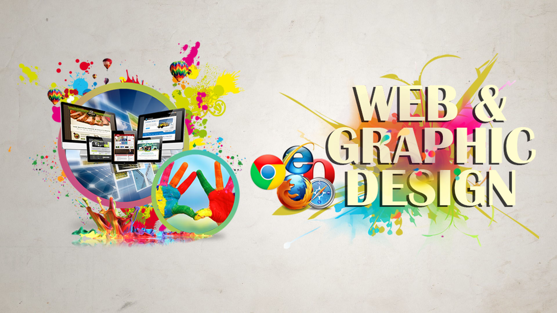 Website design & graphic design effective For Your Business