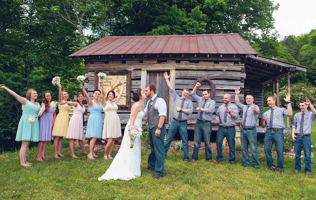 What People Love About Farm Weddings