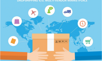 Drop Shipping vs Marketplace
