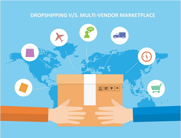 Guide on Ecommerce Dropshipping v/s. Multi-vendor Marketplace – which one to choose?