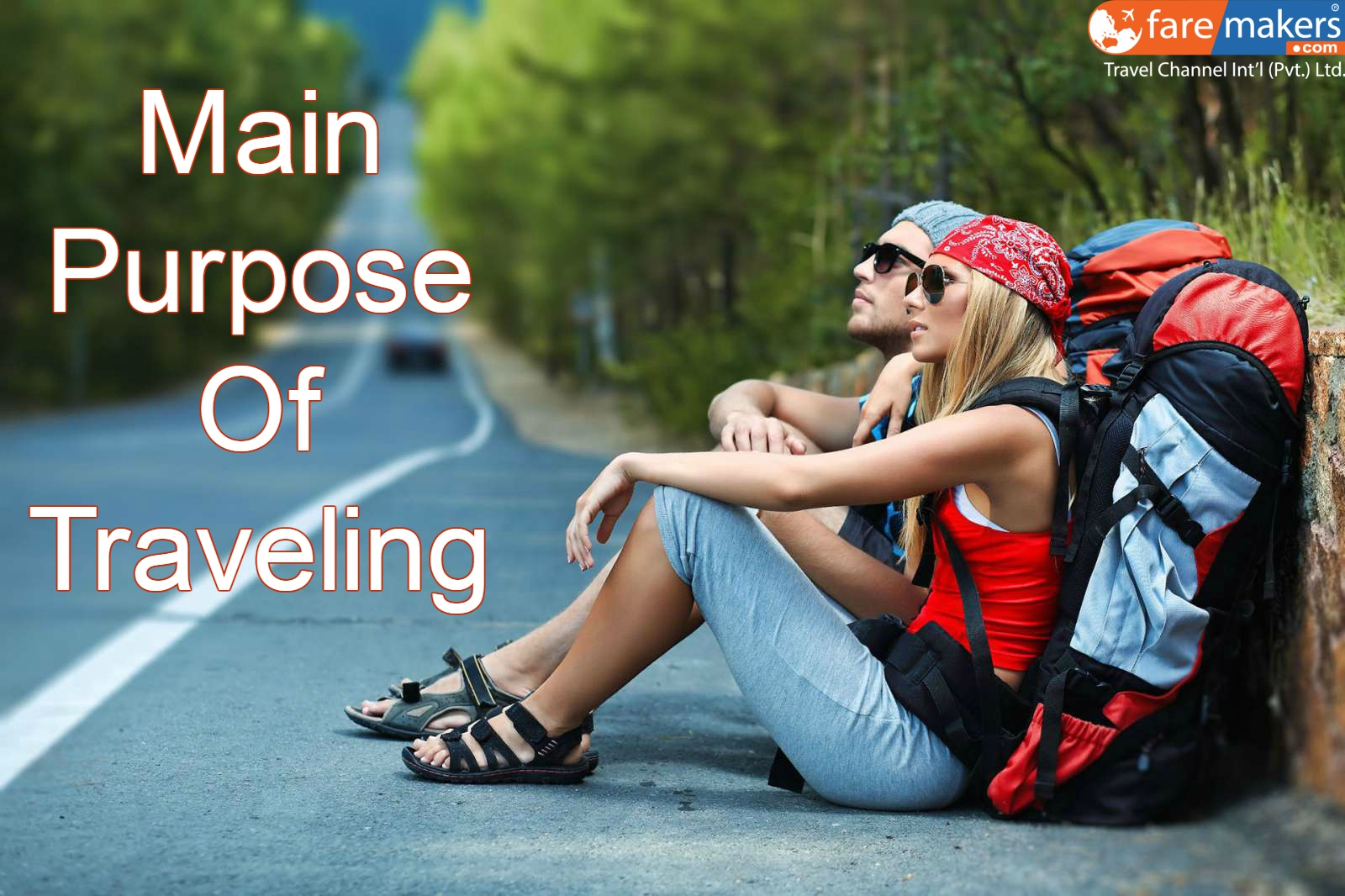 What Is The Main Purpose Of Traveling?