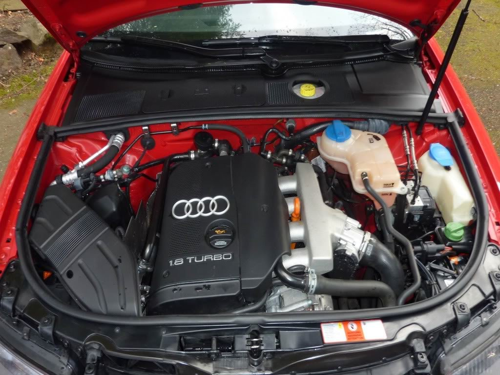 Audi A4! An Exceptionally Admired Executive Saloon