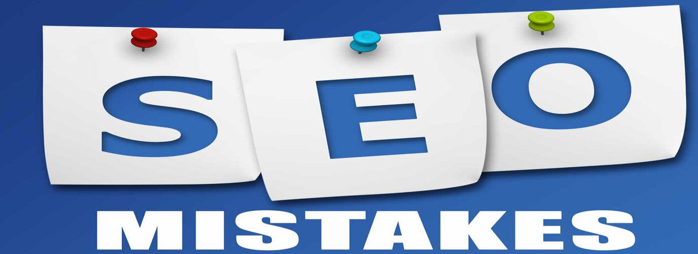 A Few Common SEO Mistakes which Impact Your Website Ranking