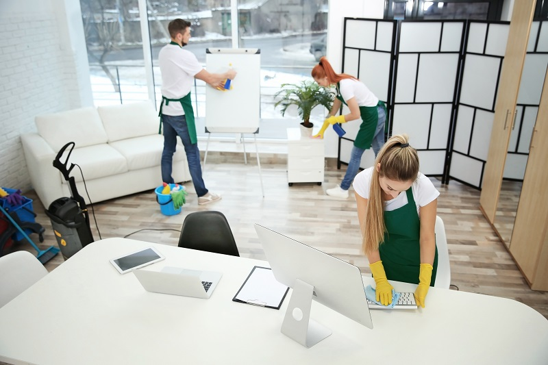 Why You Must Choose Professional Cleaning Services?