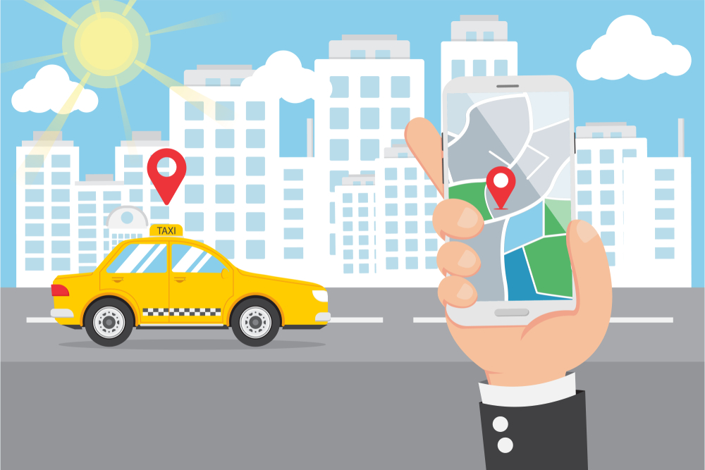 Need For Taxi-Booking Service In Tours And Travel Industry